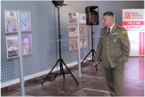 01. Vernisaj expozitie foto. ''Romania in Afganistan'' - Foto. Alexandru Dolea