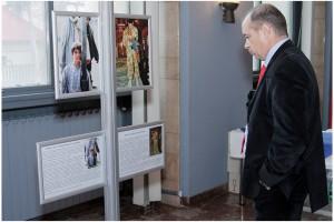 03. Vernisaj expozitie foto. ''Romania in Afganistan'' - Foto. Alexandru Dolea