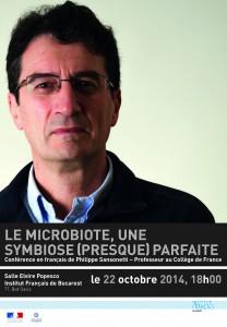 Conferinta_Philippe Sansonetti