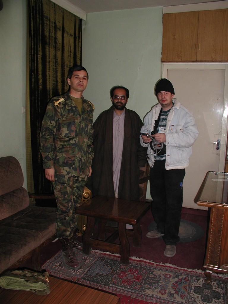 Rotation of ministrul afgan de interne, Yussuf Qannuni