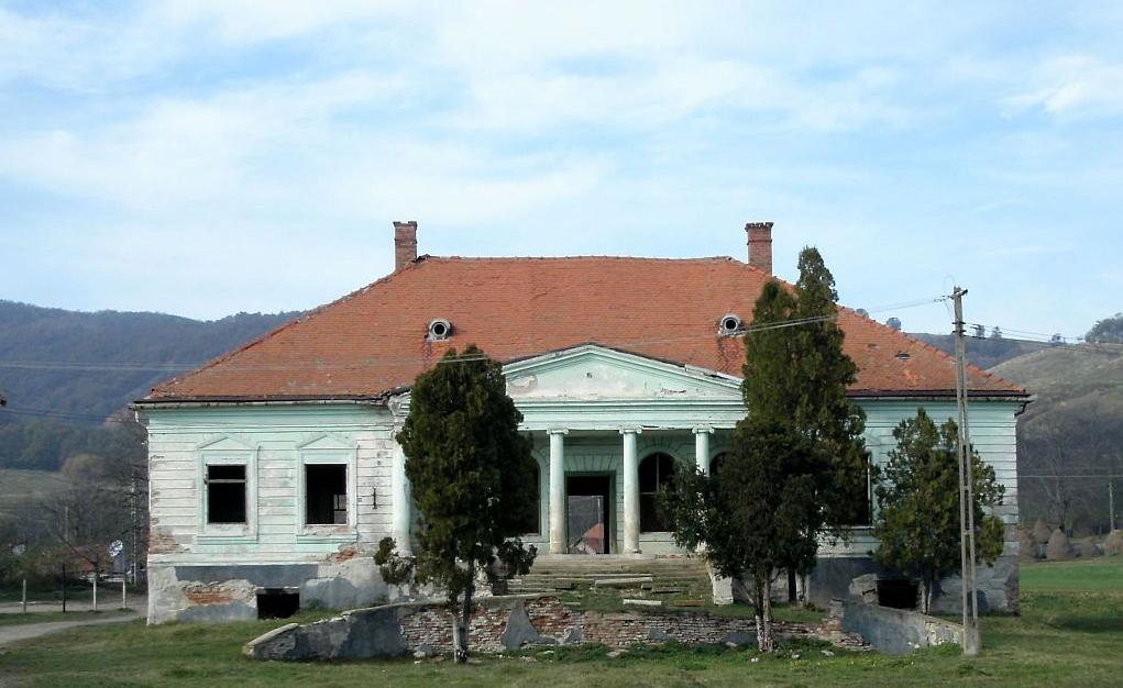 Vila nerenovată - în 2004