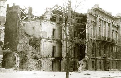 Comandamentul militar după explozie