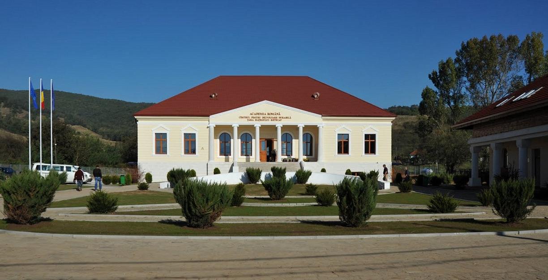 Vila restaurată, în 2010