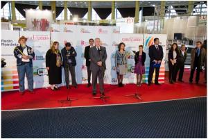 Deschidere oficiala Gaudeamus 2014 -Foto. Alexandru Dolea
