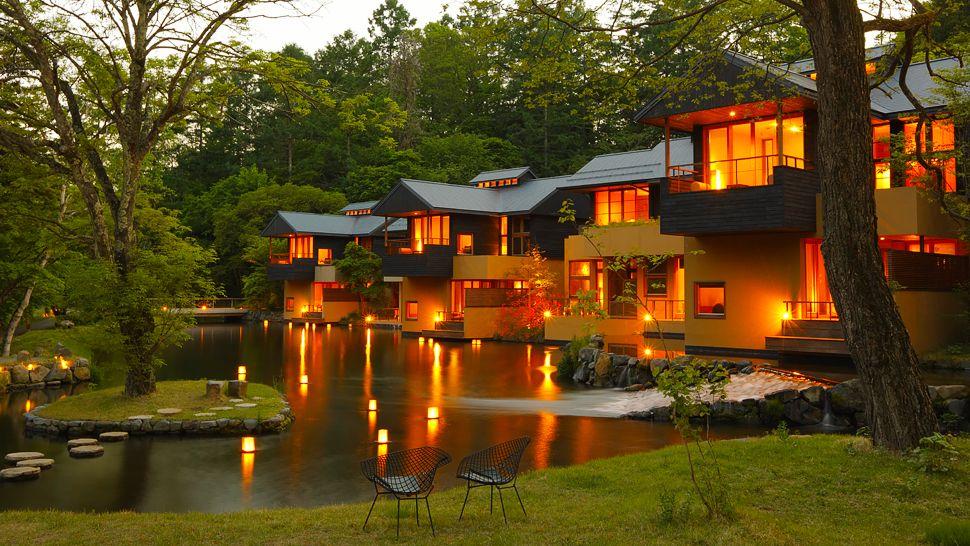 Hotelul Hoshinoya Karuizawa