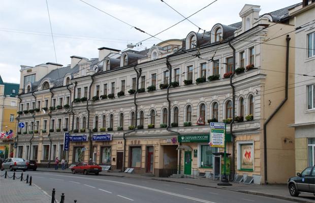 Ostozhenka, Moscova