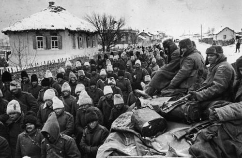 Romanian POWs