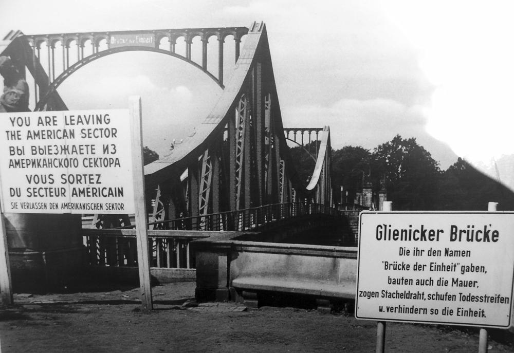Podul Glienicker