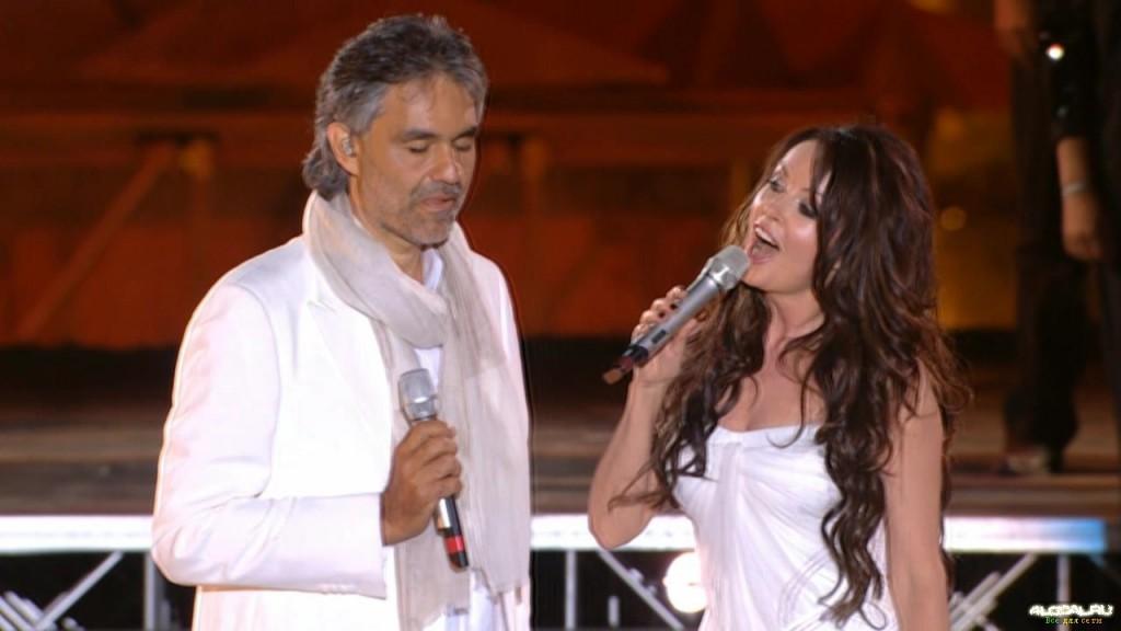Sarah Brightman şi Andrea Bocelli