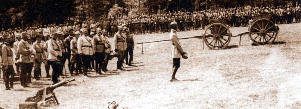 armata marasesti 1917