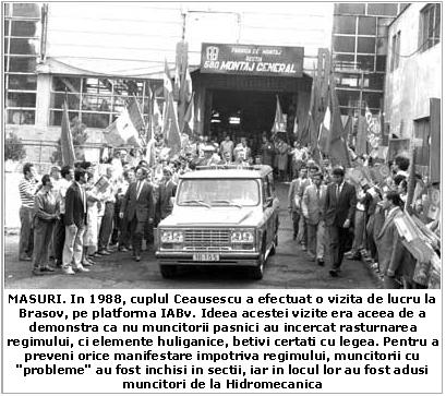 ceausescu 1988