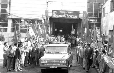 ceausescu brasov 1988