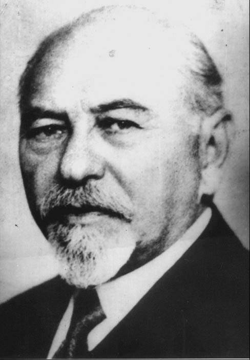 Profesorul Dragomir Hurmuzescu