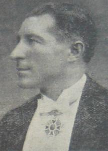 D. Ilie Lazăr - președintele organizației PNT Maramureș