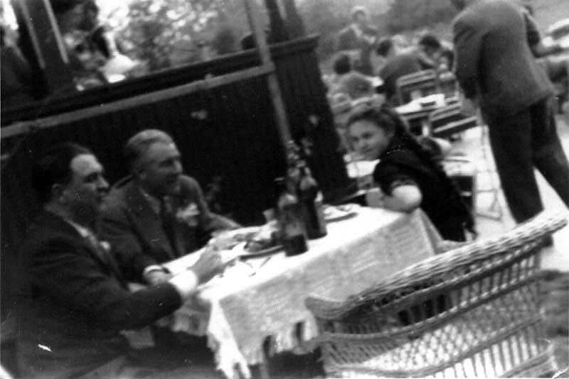 Corneliu Coposu, Ilie şi Lia Lazăr