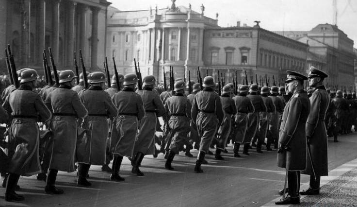 generalul Antonescu la Berlin