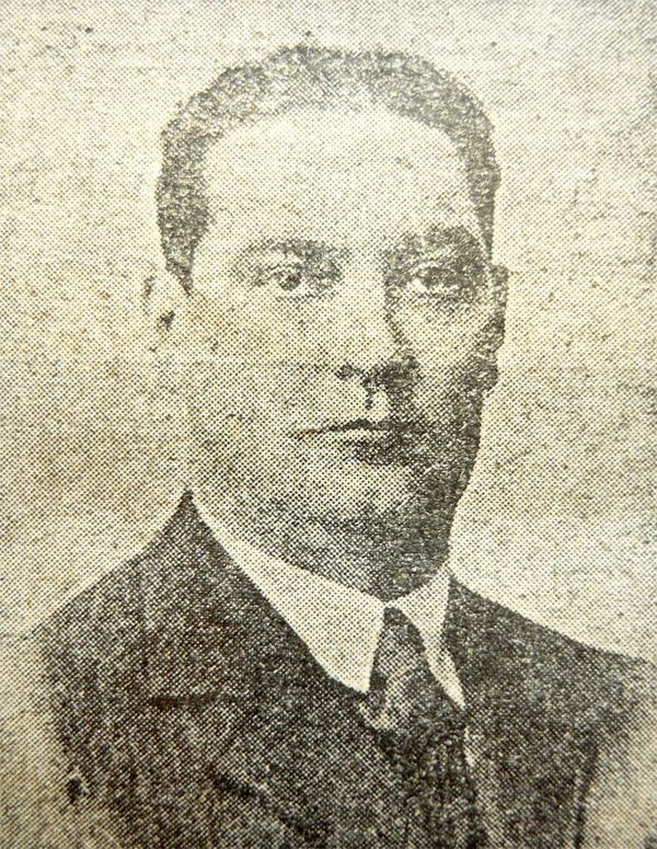 Ionel Pop, secretarul Consiliului Naţional al Transilvaniei