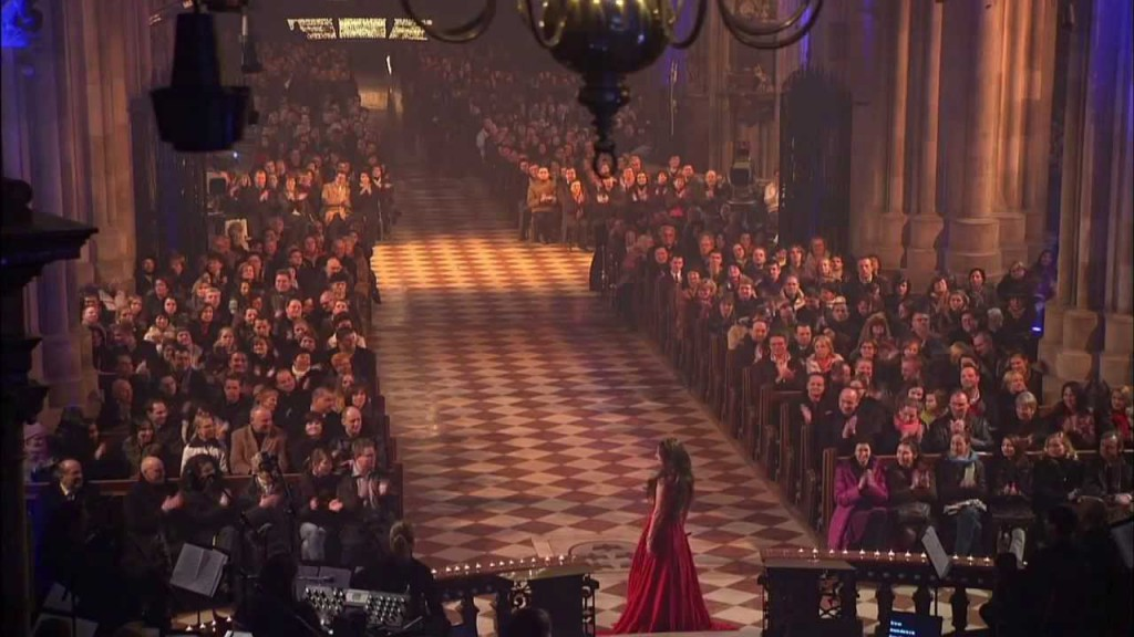 Concert in Catedrala Sf. Stefan din Viena