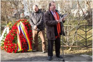 03. Monumentul Eroilor Revolutiei din 1989 - SRR 22.12.2014 - Foto. Alexandru Dolea