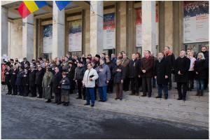 05. Monumentul Eroilor Revolutiei din 1989 - SRR 22.12.2014 - Foto. Alexandru Dolea