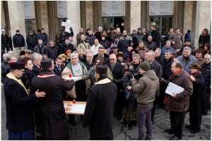 08. Monumentul Eroilor Revolutiei din 1989 - SRR 22.12.2014 - Foto. Alexandru Dolea
