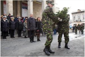 10. Monumentul Eroilor Revolutiei din 1989 - SRR 22.12.2014 - Foto. Alexandru Dolea