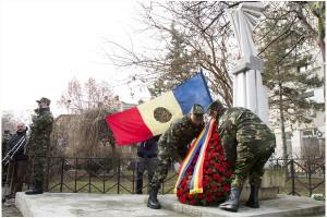 12. Monumentul Eroilor Revolutiei din 1989 - SRR 22.12.2014 - Foto. Alexandru Dolea