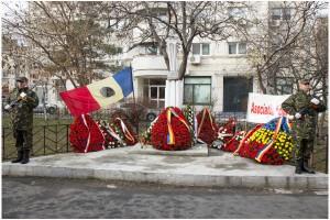 13. Monumentul Eroilor Revolutiei din 1989 - SRR 22.12.2014 - Foto. Alexandru Dolea