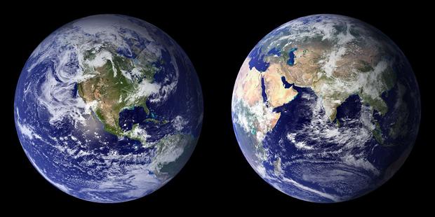 Foto: NASA (2001)