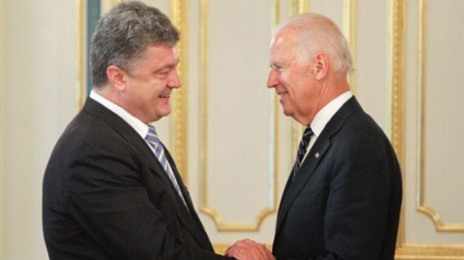 Poroshenko-Biden
