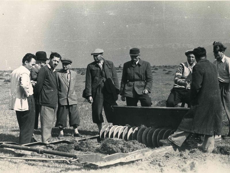 agricultura stalinista