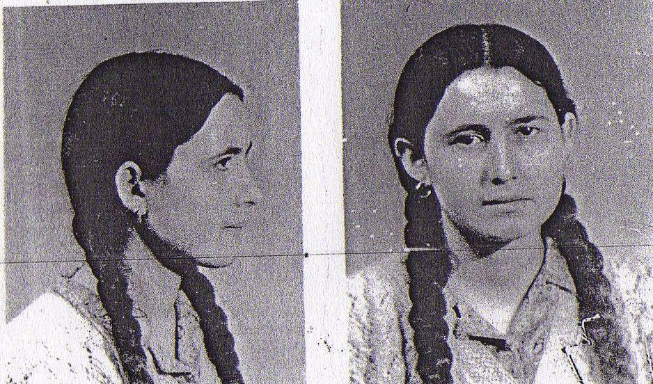 Domnica Burdeṭ; sursa: http://www.rasunetul.ro/