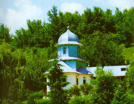 Manastirea Brazi, Panciu. Sursa: www.crestinortodox.ro