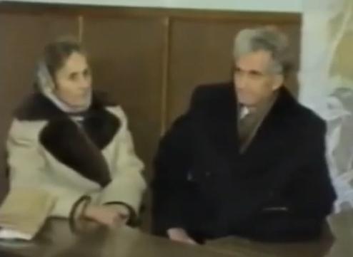 Procesul cuplului Ceausescu