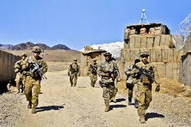 trupe SUA in Afganistan