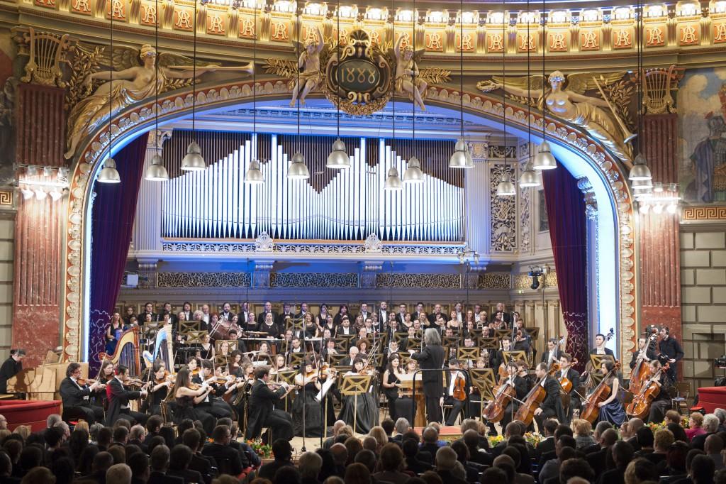 Concert Aniversar, Ateneul Roman, 18 ianuarie 2015, foto Daniel Angelescu (c) Casa MS Regelui (5)