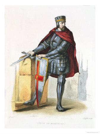 Simon Monfort (1208-1265), conte de Leicester