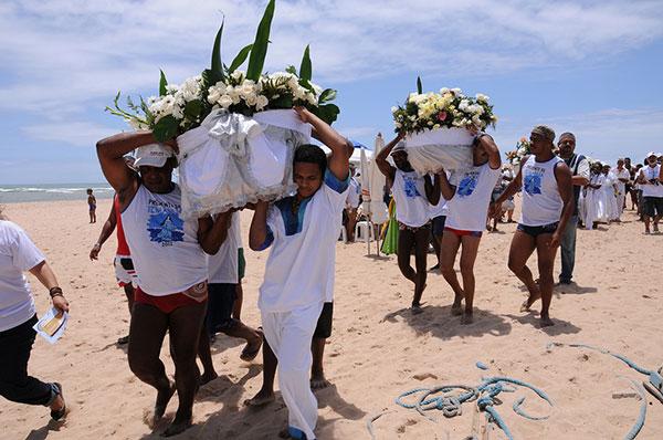 Anul Nou in Brazilia. Sursa: www.rio.com