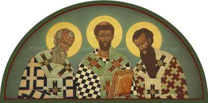 cei trei ierarhi