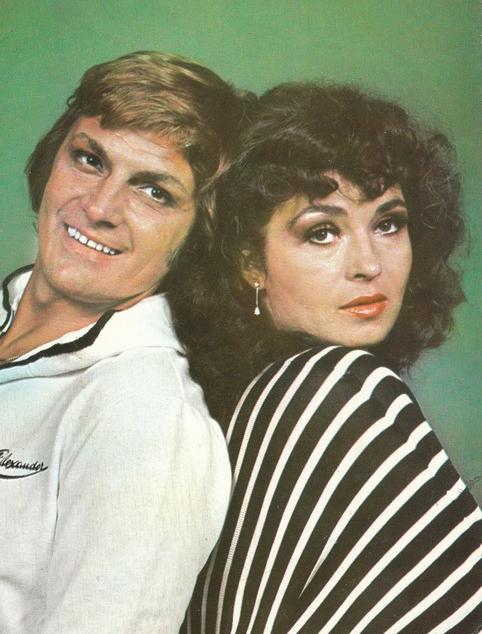 Florin Piersic si Angela Similea