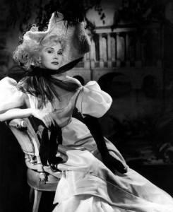 """În filmul """"Moulin Rouge"""""""