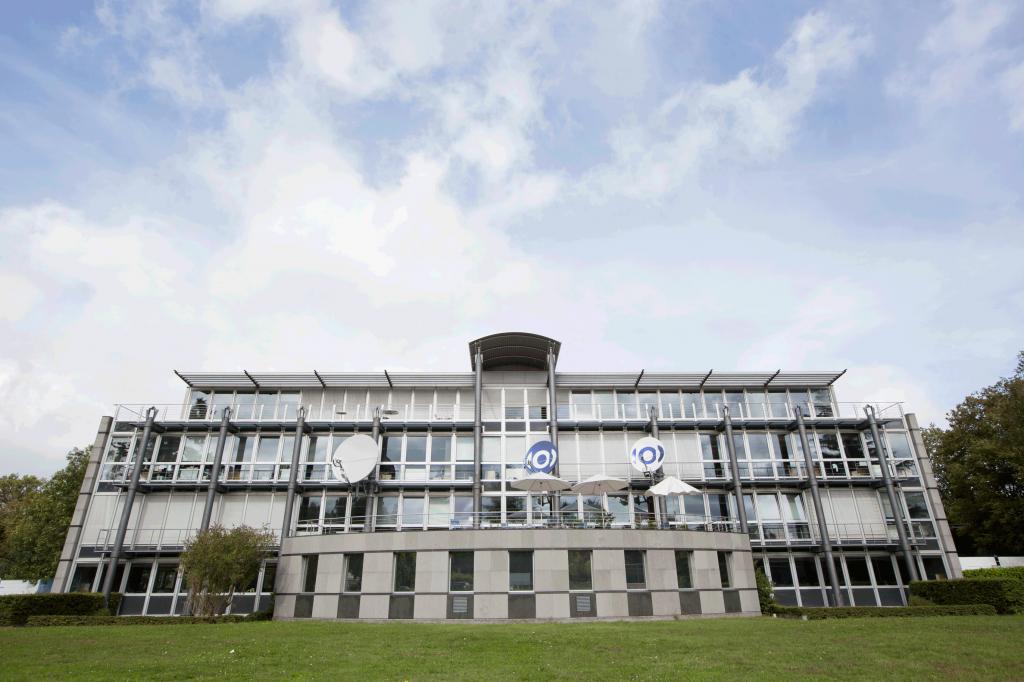 EBU - sediul central din Geneva