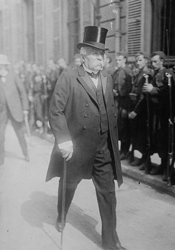 Georges Clemanceau - http://fr.wikipedia.org/