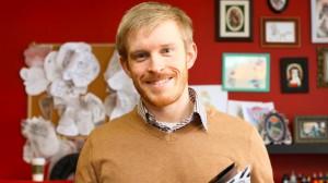 Alec Falkenham, student doctorand la Universitatea Dalhousie