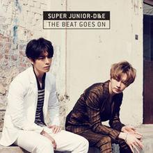 Super_Junior_D&E_1st_album'The_Beat_Goes_On'
