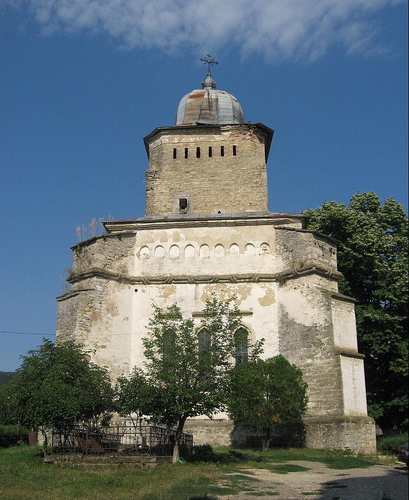 Biserica Bârnova; sursa http://ro.wikipedia.org
