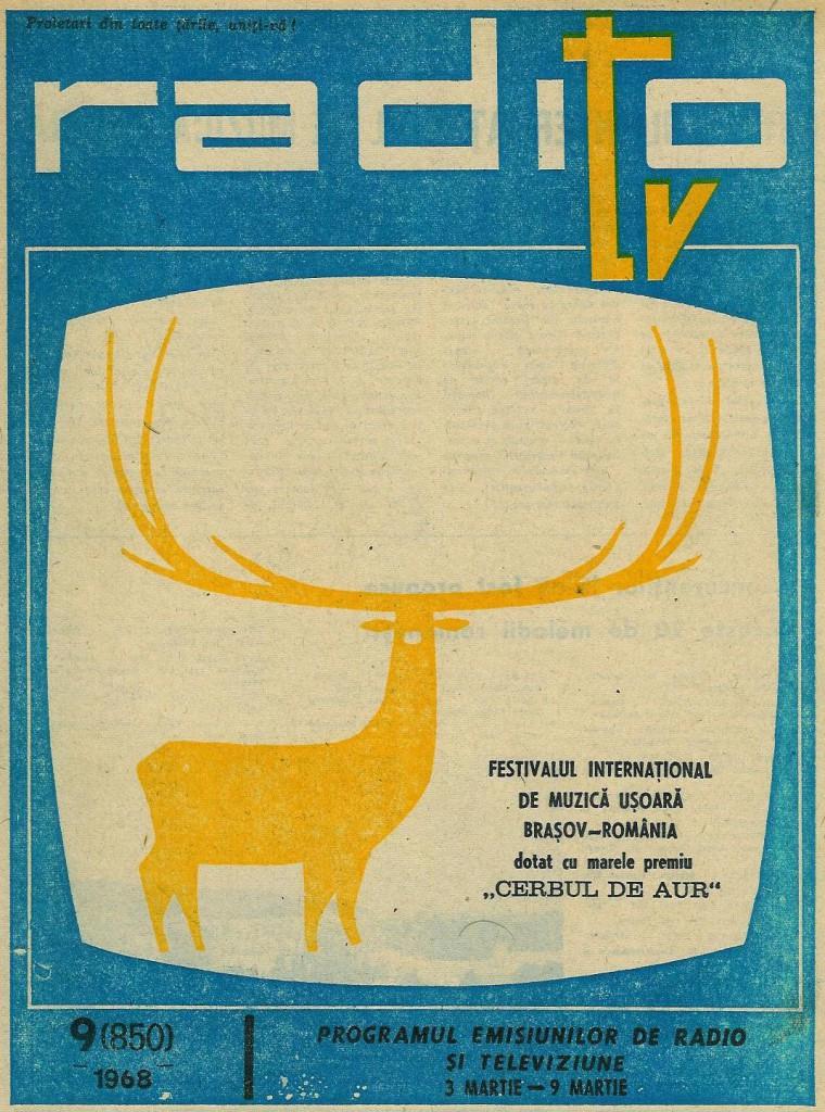 cerbul de aur 1968
