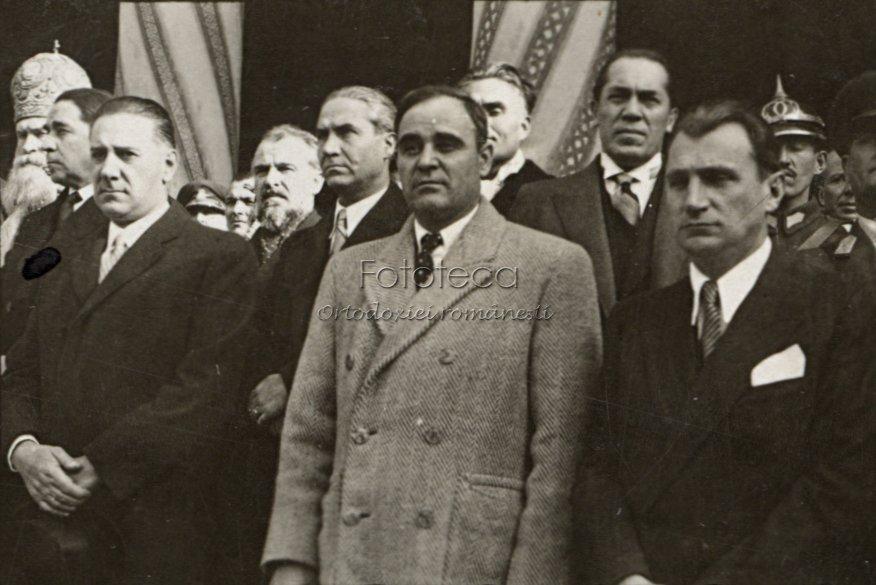Gheorghiu Dej ṣi Pătrăṣcanu, 1945; http://fototecaortodoxiei.ziarullumina.ro/