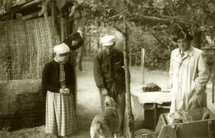Pe ṣantier, la Păcuiul lui Soare ; http://www.simpara.ro