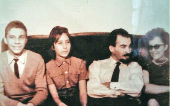 Familia Berindei, anii '50